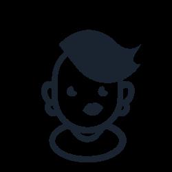alternative, female, people, shaved icon icon