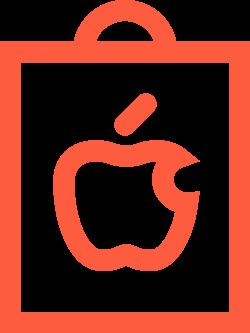 application, app, market, mac, store icon icon