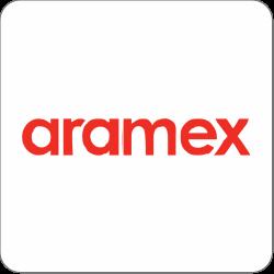 aramex, logistics, india, shipping, courier, ecommerce icon icon