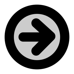 arrow, right, direction icon icon