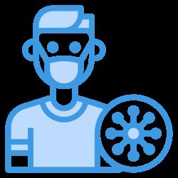 avatar, medical, people, coronavirus, mask icon icon