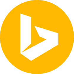 bing, engine, logo, seo, socialmedia icon icon