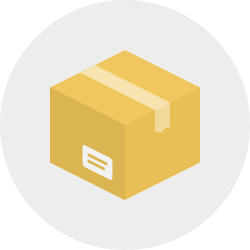 box, cargo, package, bundle, delivery, products, archive icon icon