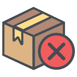 boxperspectivewrong, truck, transportation, shipping, wrong, box, logistic icon icon