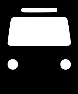 bus, transportation, public icon icon