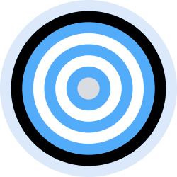 business, office, finance, target, marketing, management icon icon