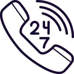 call, service, phone, support icon icon