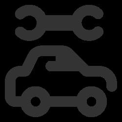 car, repair, service, auto icon icon