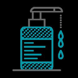 care, virus, hygiene, health, coronavirus, covid19, sanitizer icon icon