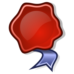 certificate icon icon