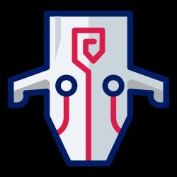character, mask, inkcontober, game, dota2, juggernaut icon icon