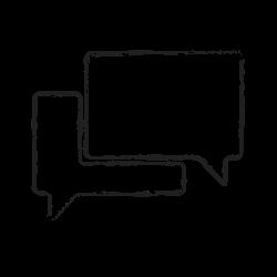 chat, message, comment, converstation, conversion, bubble, talk icon icon