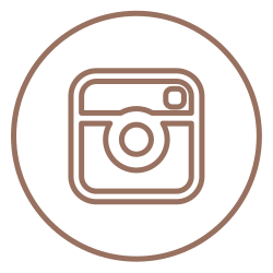 circles, picture, instagram, neon, social, line, pictures icon icon