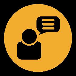 comment, message, bubble, chat, talk icon icon