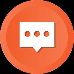 comment, negotiate, speech, message, bubble, talk icon icon