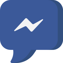 communication, social network, messenger, chat, facebook, message, bubble icon icon