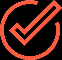 complete, success, mark, done, ready, approve, check icon icon