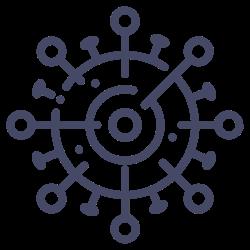 corona, virus, covid 19, corona virus, infection, coronavirus icon icon