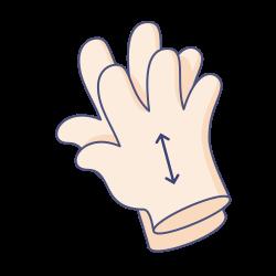 coronavirus, gesture, hand, clean, instruction, wash icon icon