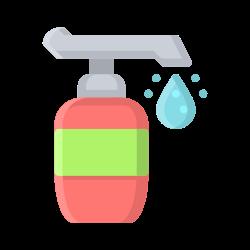 coronavirus, hand, antiseptic, soap, sanitizer, covid19, wash icon icon