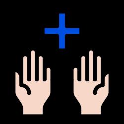 coronavirus, hand, bubble, clean, hygiene, handwashing, wash icon icon