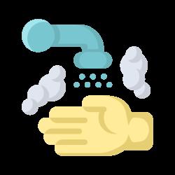 coronavirus, hands, hand, covid19, washing, wash icon icon