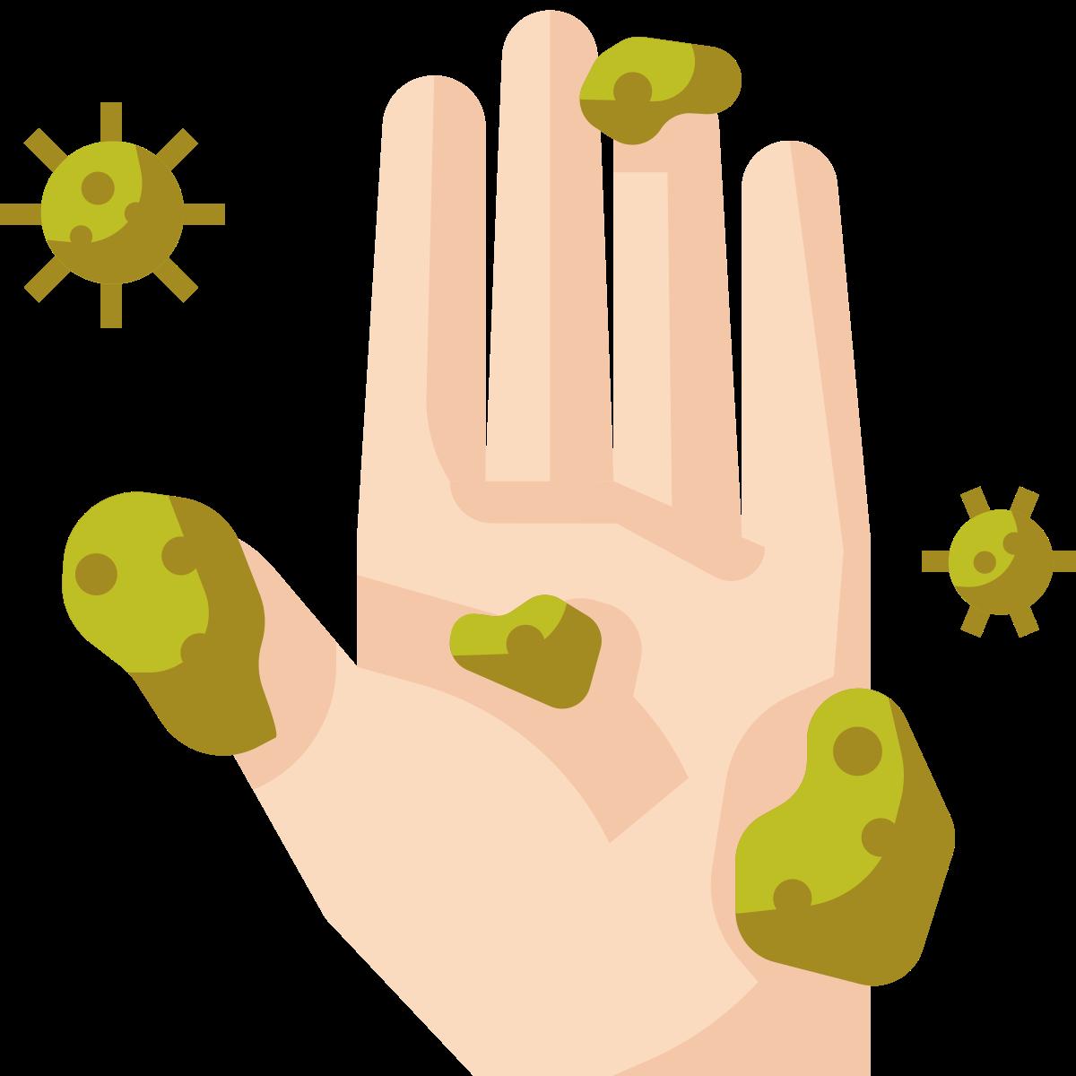 coronavirus  health  dirty hands  sanitized  covid19  wash hands  hygiene icon icon