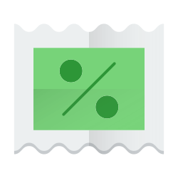 coupon, discount, ticket, sale icon icon