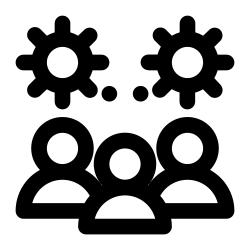 covid 19, corona, distance, social, virus icon icon