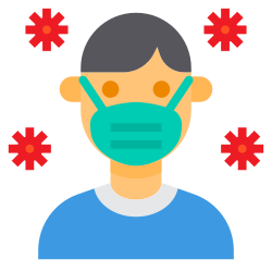 covid, people, coronavirus, mask, avatar, medical icon icon