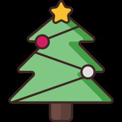 decoration, ornament, christmas tree, star, christmas icon icon