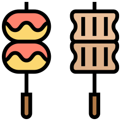 dessert, doughnut, baked, pastry icon icon