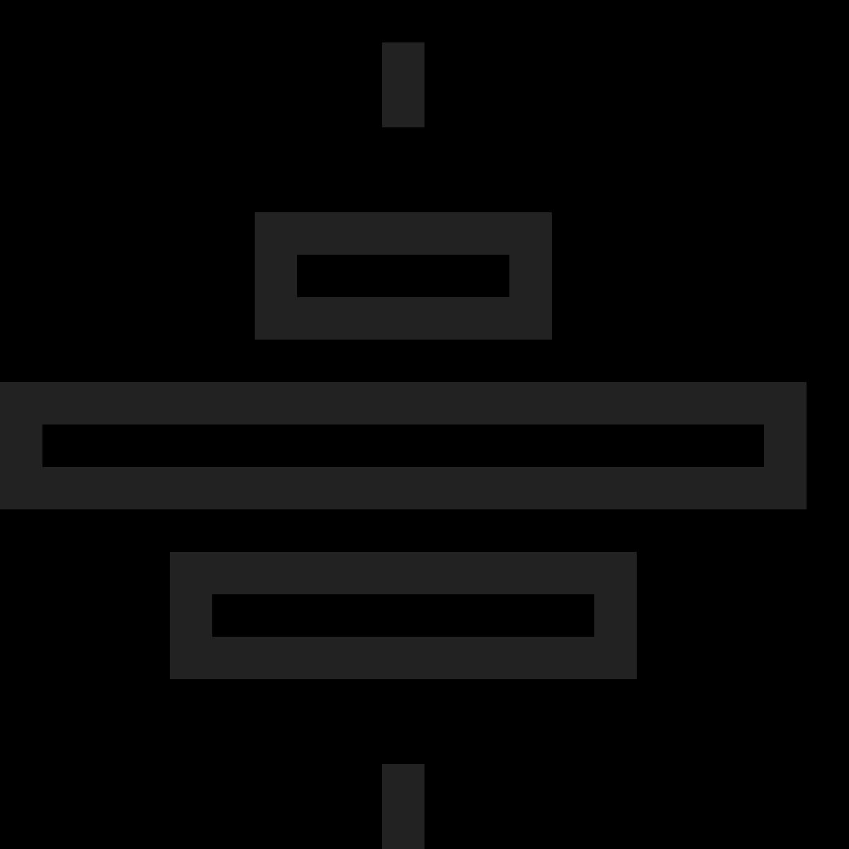 direction  move  interaction  position  center  alignment  align icon icon