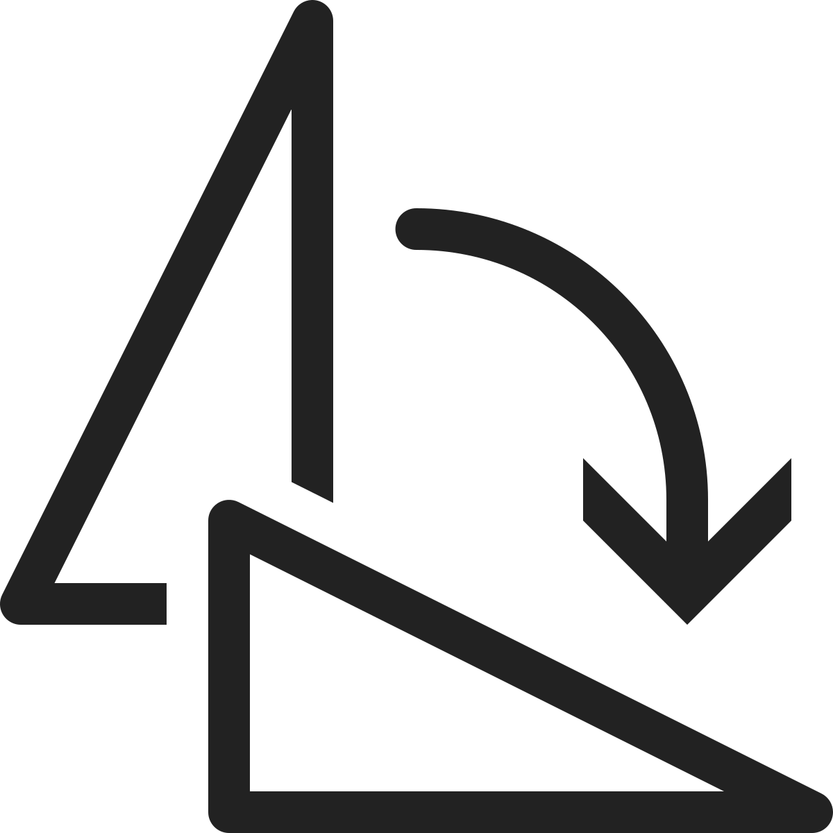 direction  move  interaction  position  rotate  touch gesture  drag icon icon