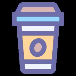 drink, coffee, cup, espresso, cappuccino icon icon