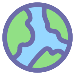 earth, global, globe, geography icon icon
