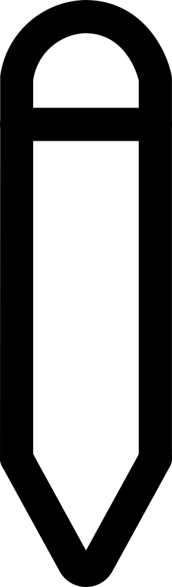 edit, design, draw, write, pencil, pen icon icon