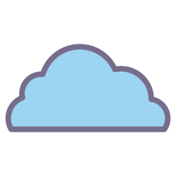 element, cloud, weather, rain, forecast, climate, cloudy icon icon
