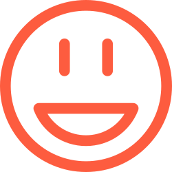 emotion, reaction, peaceful, satisfied, face, merry, social, happy, emoji icon icon