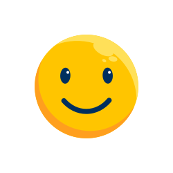 emotion, smile, expression, emoji, emoticon icon icon