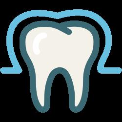 enamel, dental, tooth, dentist, protection, medical, enamel teeth icon icon