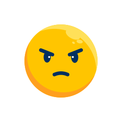 expression, feeling, angry, sad, emotion, emoji, emoticon icon icon