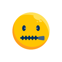 expression, silent face, emotion, face, emoji, emoticon icon icon