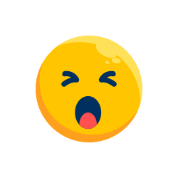expression, sleepy, feeling, emotion, face, emoji, emoticon icon icon
