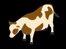 farm, rural, animals, animal, cow icon icon