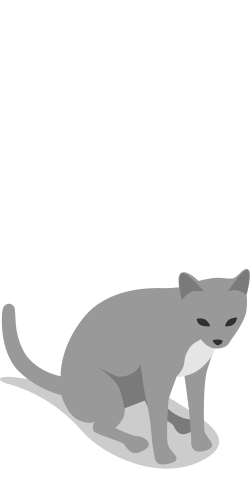 farm, rural, animals, animal, cat icon icon