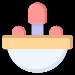faucet, wash, sink, bathroom, room icon icon
