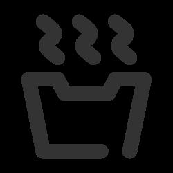 food, wok, box, takeaway icon icon