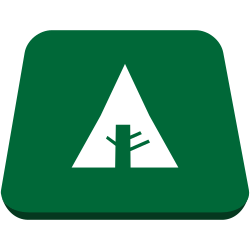 forrst, social media, plant, nature, eco, social network, wireless icon icon