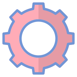 gear, ux, setting, management, ui, multimedia, user interface icon icon